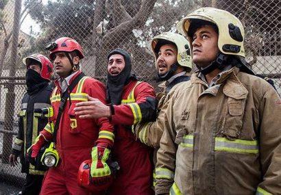 روز آتش نشان روز تجلیل مردانی از جنس ایثار و شهادت است