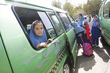 افزایش ۱۸ درصدی نرخ سرویس مدارس در سال ۹۸
