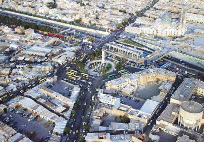گلایه مردم از نابسامانیهای پروژههای مرکز شهر