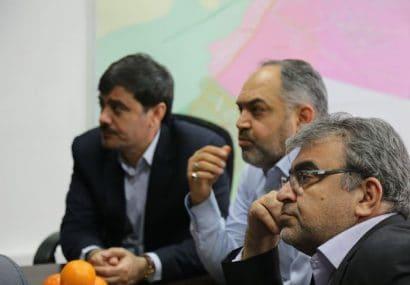 اولین جلسه کمیسیون خدمات شهری و امور زائرین شورای شهرقم-فروردین ۱۳۹۸