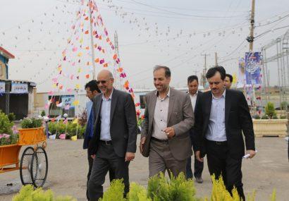 بازدید اعضای شورای اسلامی شهرقم از ستادهای تسهیلات زائرین نیمه شعبان