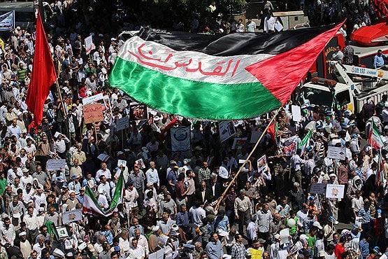 روز قدس نماد آزادی؛ آزادی خواهان جهان و مایه عزت اسلام است