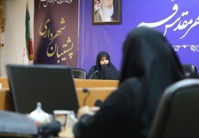 اولین جلسه اتاق فکر شورای اسلامی شهر مقدس قم