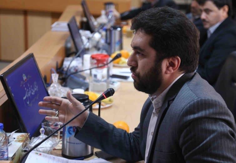 حضور دکتر احمدی رئیس شورای عالی استانها در برنامه تهران ۲۰