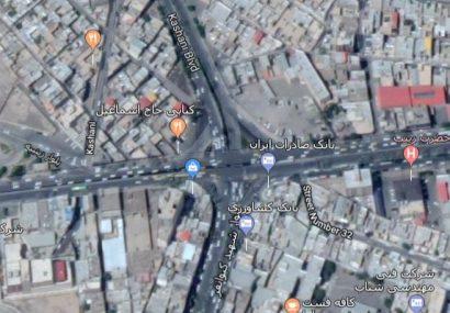 پروژه تقاطع کیوانفر و خیابان امام خمینی(ره) به حریم قدسی حرم حضرت معصومه(س) لطمه نمیزند