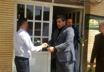 بازدید اعضای شورای اسلامی شهر قم از ایستگاه های آتش نشانی سطح شهر