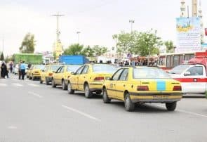 افزایش ۱۸ درصدی نرخ شارژ تاکسیهای خطی