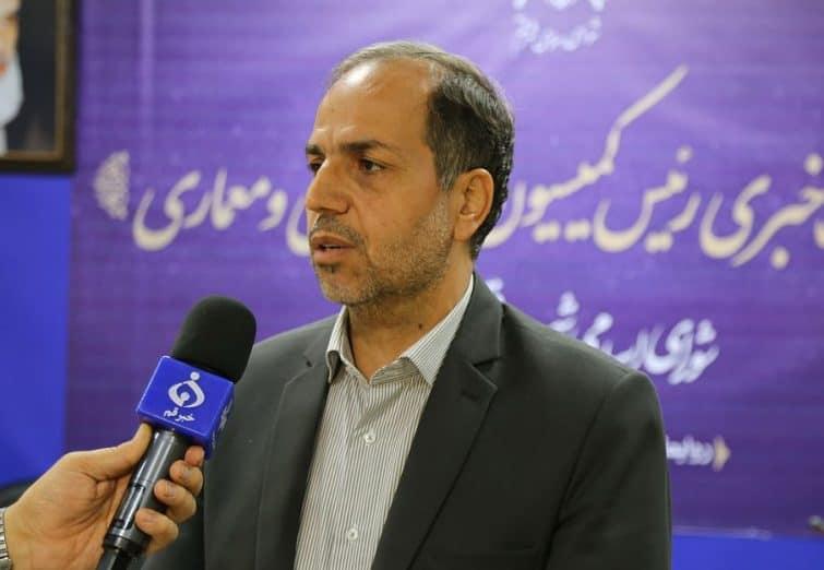 برنامه تلویزیونی شهر من با حضور رئیس کمیسیون شهرسازی و معماری شورای اسلامی شهر قم