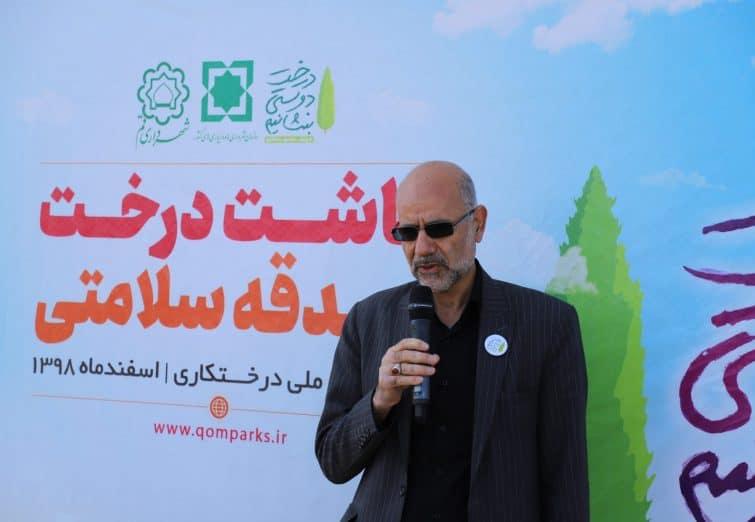 پیام تبریک رئیس شورای اسلامی شهرمقدس قم – نوروز ۱۳۹۹