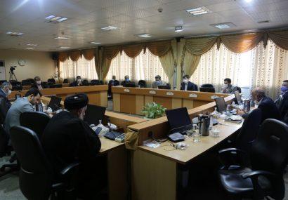 جلسه رسمی و فوق العاده شورای اسلامی شهر مقدس قم – ششم فروردین ۱۳۹۹