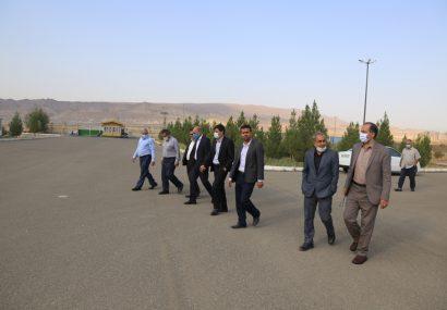 بازدید اعضای شورای اسلامی شهر مقدس قم از کشتارگاه صنعتی جاهد قم