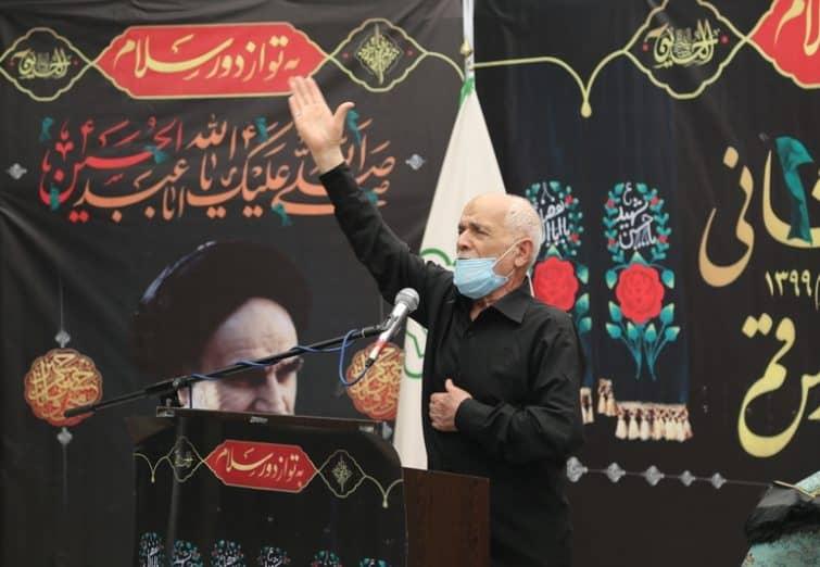 شهرداری قم در خدمت عزاداران حسینی+ فیلم
