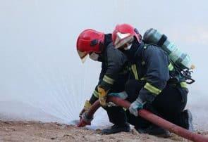 تأمین امکانات آتشنشانی قم تنها از توان شهرداری خارج است