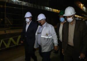لزوم افزایش جبهههای کاری در پروژه مترو قم/فعالیتها در مترو سه شیفت شود