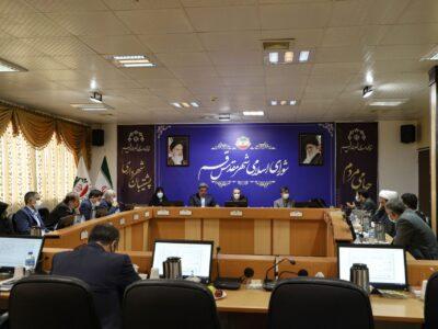 مراسم تودیع و معارفه مدیر روابط عمومی شورای اسلامی شهر مقدس قم برگزار شد
