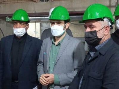 پیشرفت ۸۵ درصدی تکمیل ایستگاه مترو میدان شهید مطهری